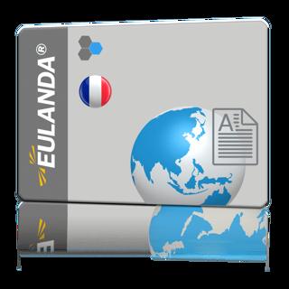 Immagine di Lingua di corrispondenza francese
