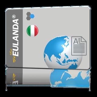 Immagine di Lingua di corrispondenza italiano