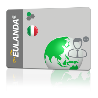 Picture of User language Italian
