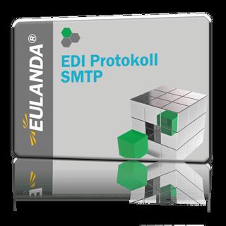 Picture of EDI protocol SMTP