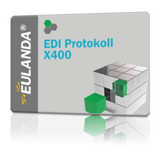 Picture of EDI protocol X.400
