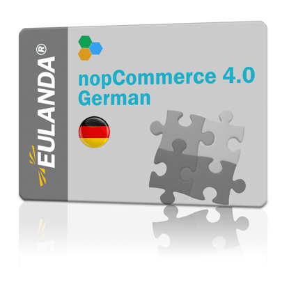 Picture of nopCommerce 4.00 - German