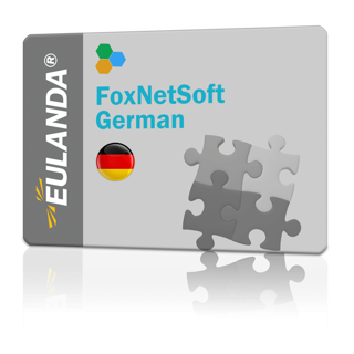 Picture of FoxNetSoft Language Resources - German