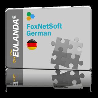 Immagine di FoxNetSoft Risorse linguistiche - Tedesco