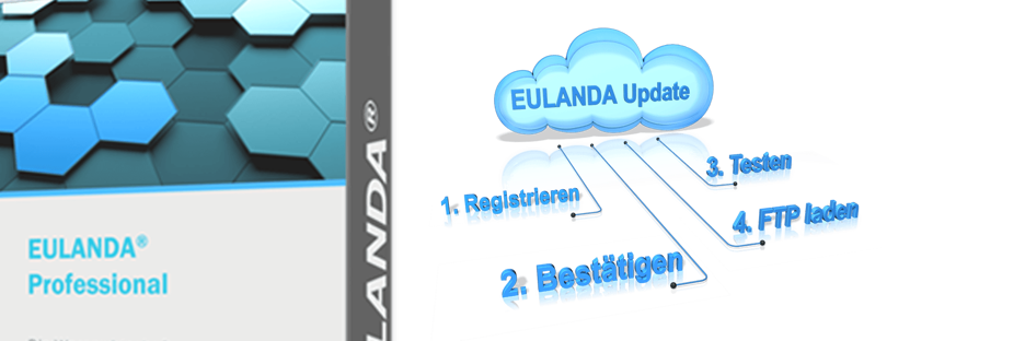 EULANDA Update über FTP-Dateiserver laden