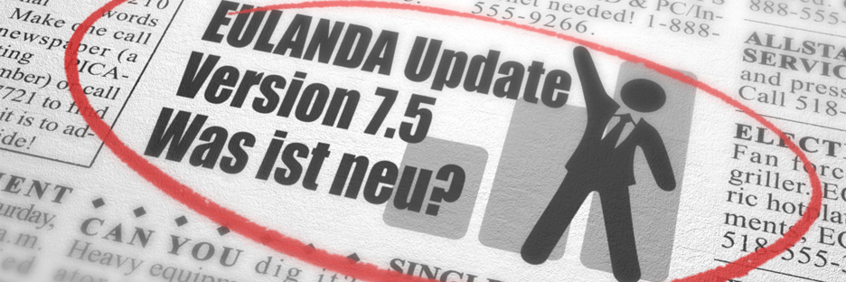 EULANDA 2019 v7.5 ist fertiggestellt!