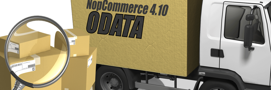 Shipment über Odata nicht mit NopCommerce 4.10