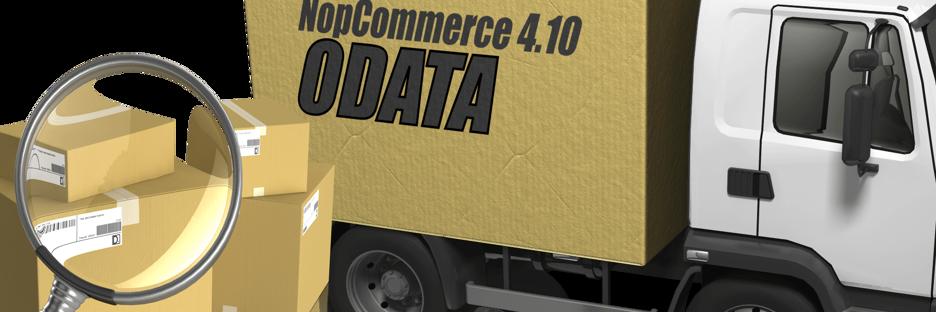 Dati di spedizione via Odata da non creare in NopCommerce 4.10