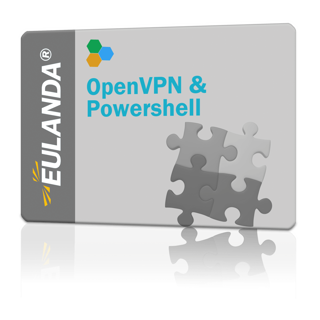 Picture of OpenVPN with Powershell